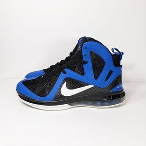Nike Lebron 9 IX PS Lite Royal Blue Sz 10